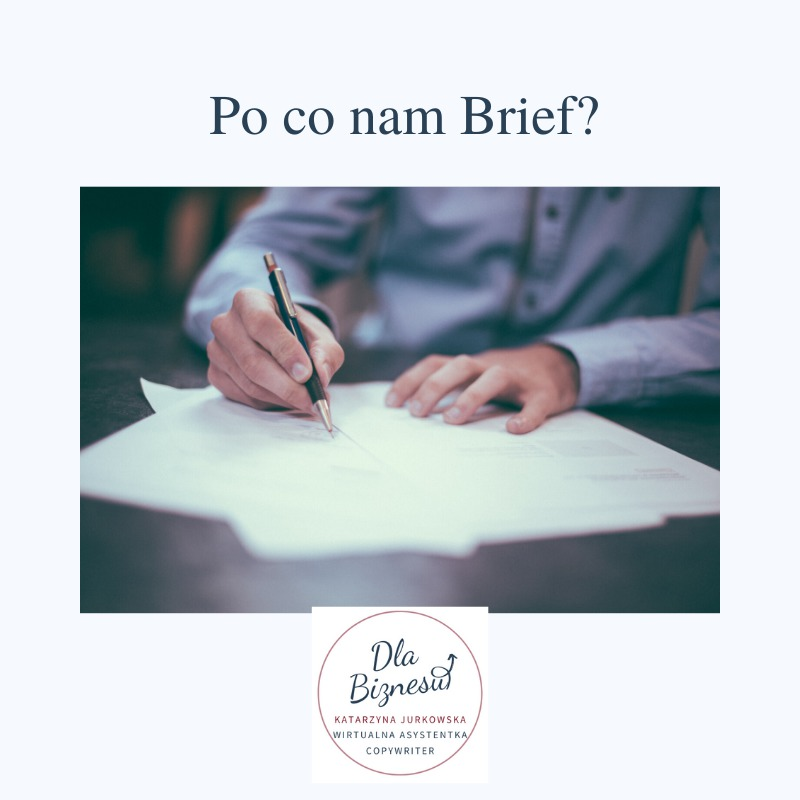 Po co nam Brief